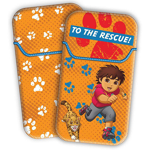 Go Diego Go Case (DS)