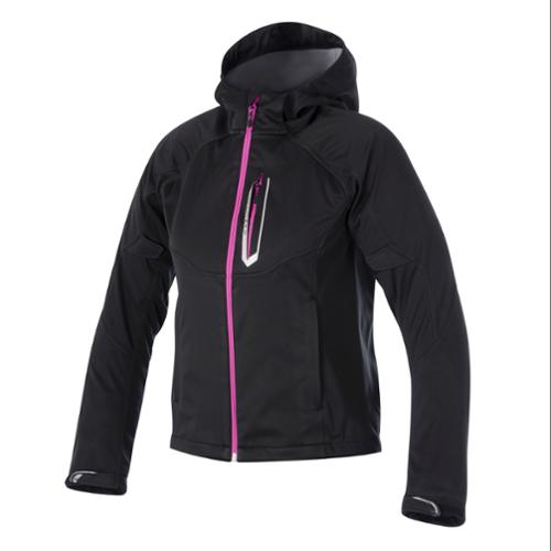 Alpinestars Stella Spark Softshell Jacket Black/Pink