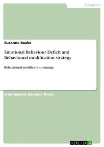 What Is Behavior Modification?