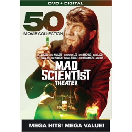 Mad Scientist Theatre (DVD)](Halloween Mad Scientist Food)