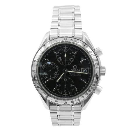Pre-Owned Omega Speedmaster 3513.50. Steel 39mm Watch (Certified Authentic & Warranty)