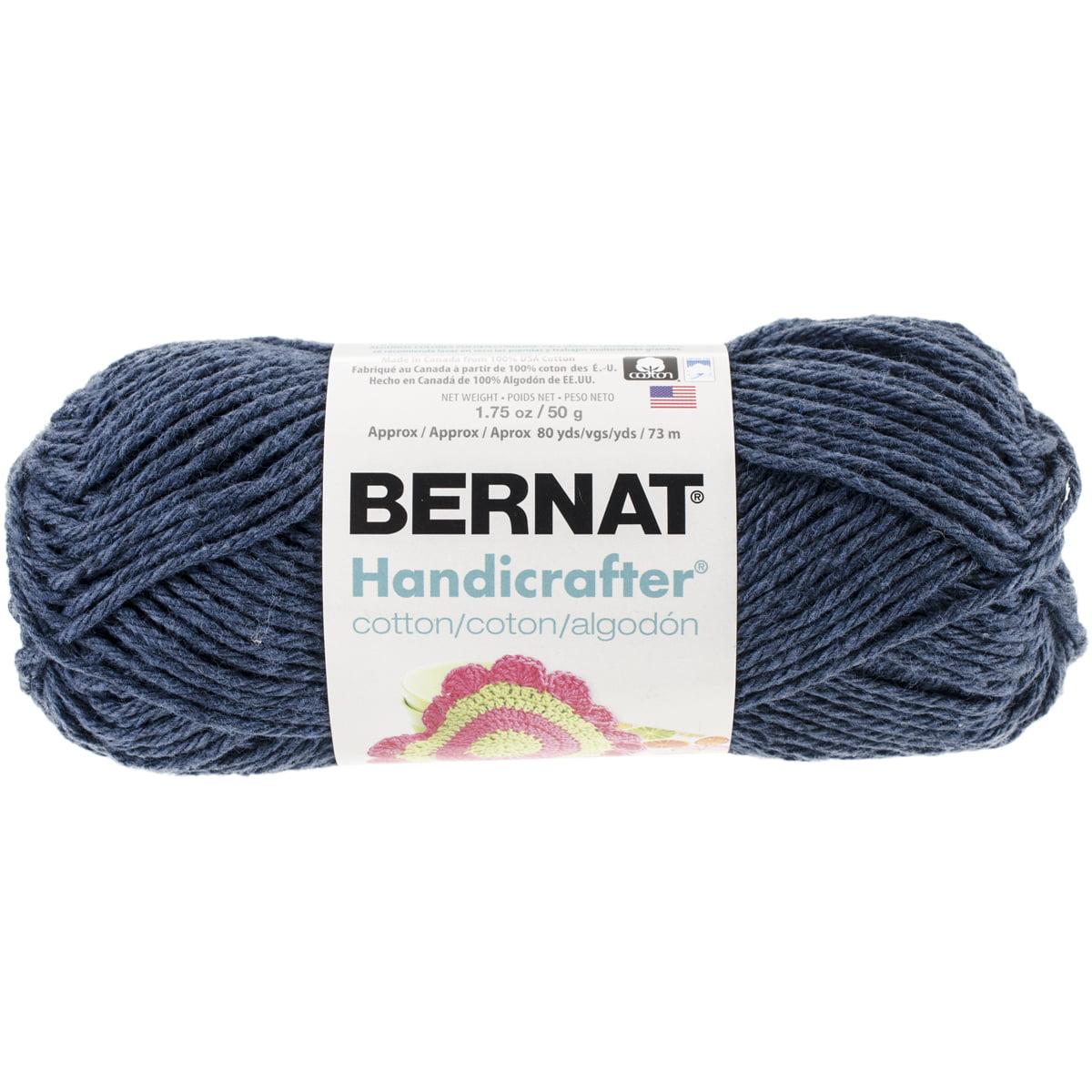 Handicrafter Cotton Yarn - Solids-Indigo