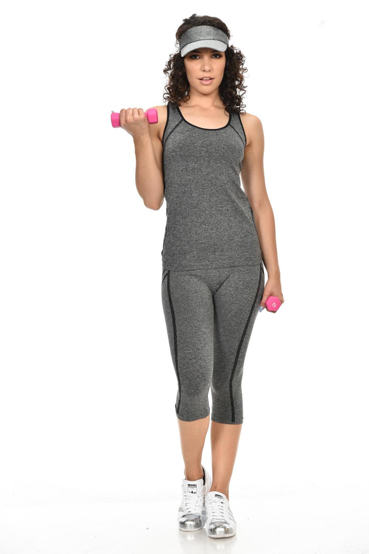 Diamante Womens Power Flex Yoga Pant Legging Sportswear /· Style C160