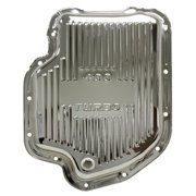 Chevy/GM Turbo TH-400 Steel Transmission Pan - Chrome