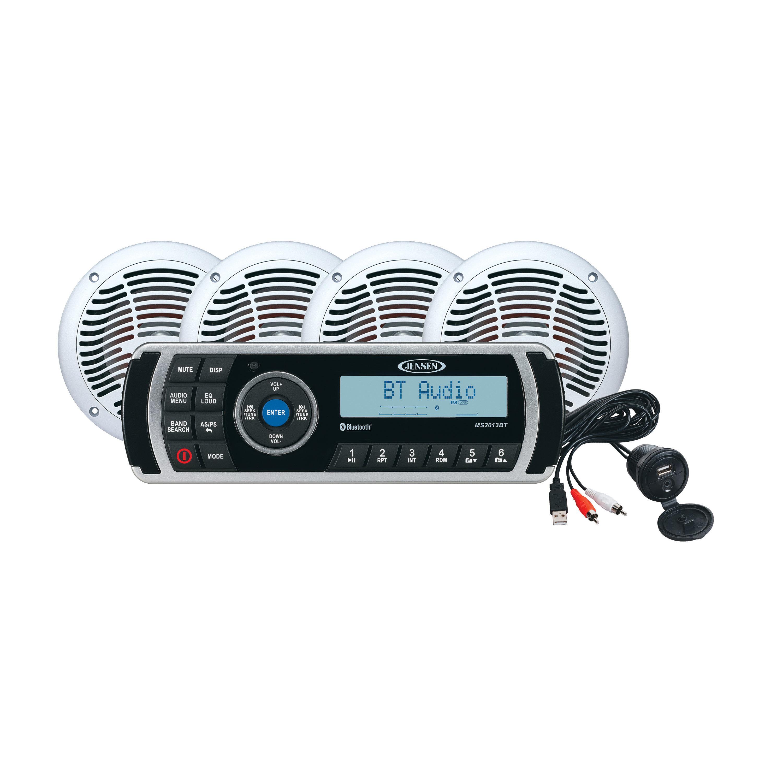 JENSEN CPM200 Marine Stereo Package