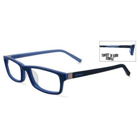 2ef2fb4cde6d CONVERSE Eyeglasses Q039 UF Blue 53MM - Walmart.com