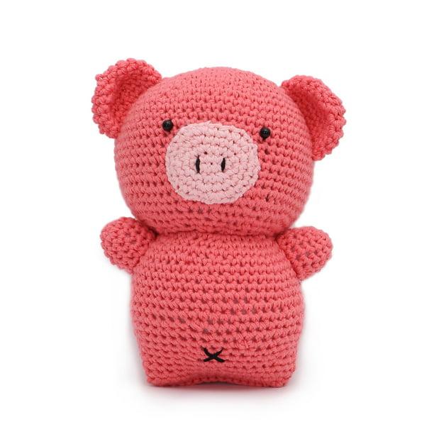 Amigurumi Pattern Crochet pig free amigurumi pattern – Amigurumi ... | 612x612