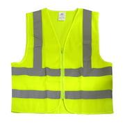 Neiko Safety Vest Green Mesh ANSI/ISEA  XXLarge