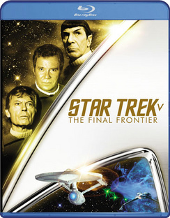 Star Trek V: The Final Frontier (Blu-ray) by PARAMOUNT STUDIO