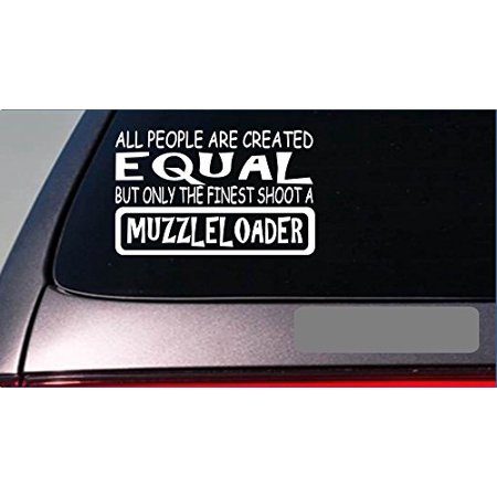 Muzzleloader equal Sticker *G694* 8