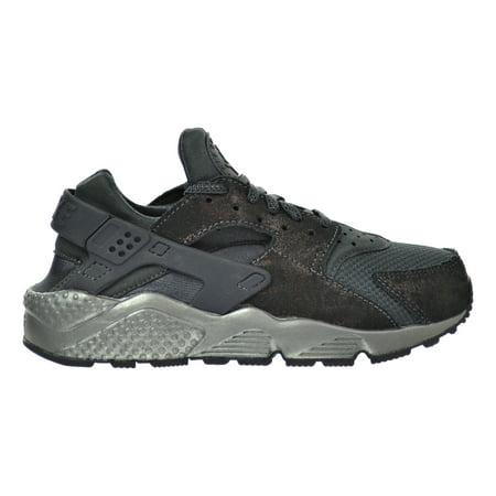 Nike Air Huarache Run PRM Women's Shoes Anthracite/Anthracite  683818-004 Nike Huarache Elite