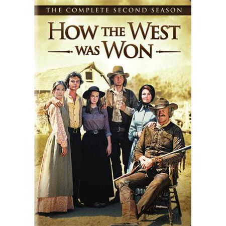 How The West Was Won  The Complete Second Season  Full Frame