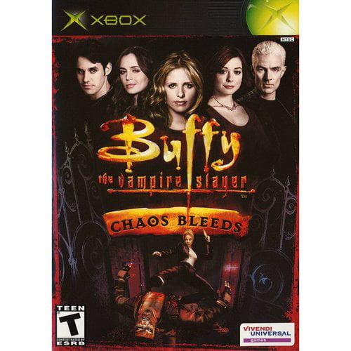Buffy the Vampire Slayer: Chaos Bleeds - Xbox