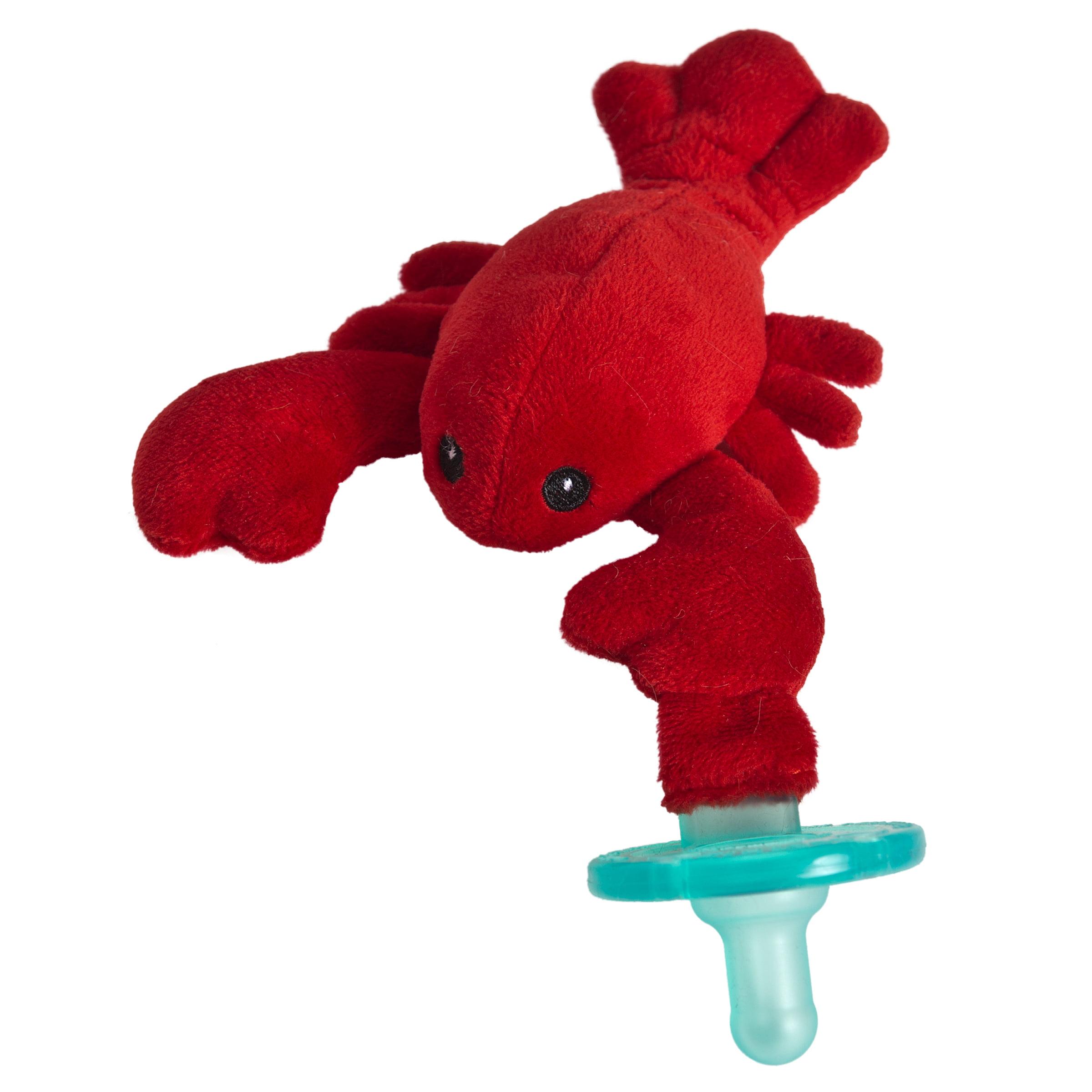 Wubbanub Lobbie Lobster Infant Pacifier Mary Meyer Limited Edition by Wubbanub