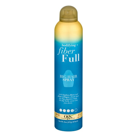 OGX Big Hair Spray Bodifying Fiber Full, 8.0 OZ](Spray Paint For Hair Halloween)