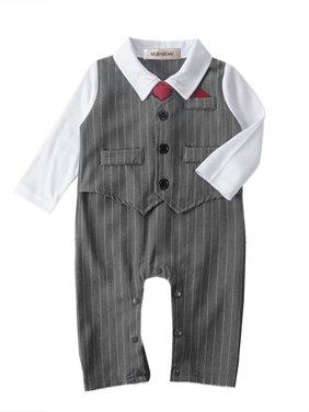 dc6e53407cb0 Baby Rompers   One-pieces - Walmart.com