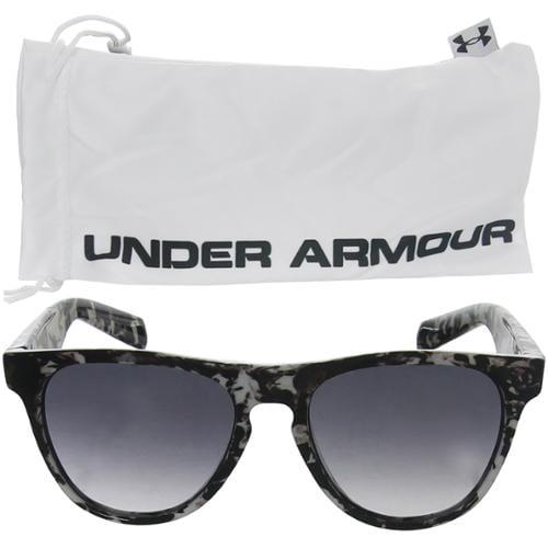 26e4a5ae7c6c Under Armour - Sierra Sunglasses Shiny White Marble/Grey Gradient ...