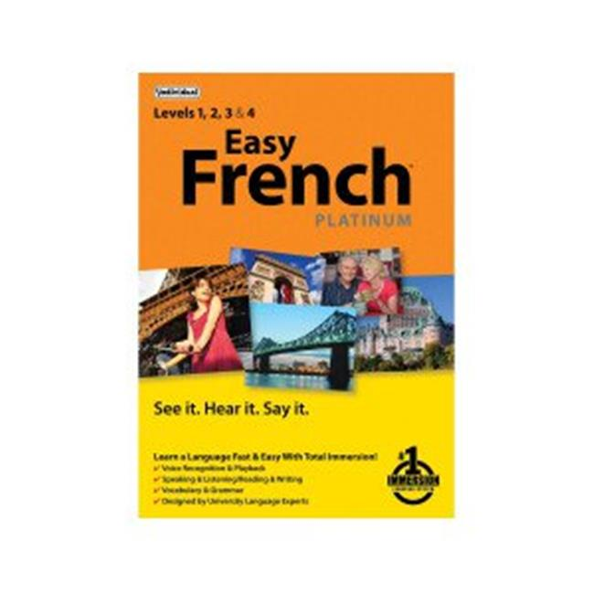 Easy French Platinum (Email Delivery)