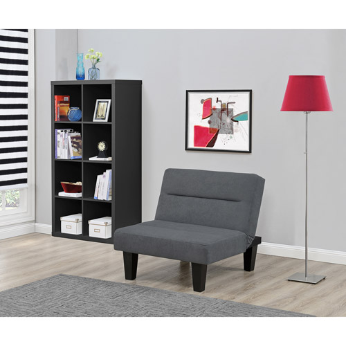 DHP Kebo Accent Chair with Microfiber Cover, Multiple Colors by Dorel Home Products