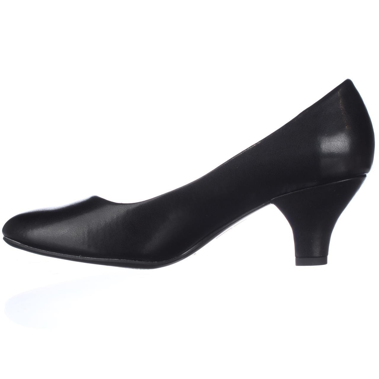 Womens Easy Street Fabulous Kitten Pumps - Black