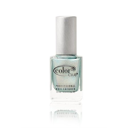Color Club Holographic Nail Lacquer Angel Kiss 981 - Cool Ideas For Halloween Nails