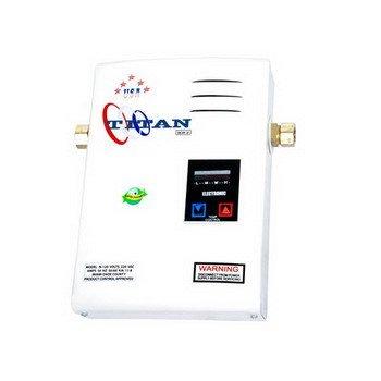 titan scr2 n-120 electric tankless water heater 220 volts - walmart