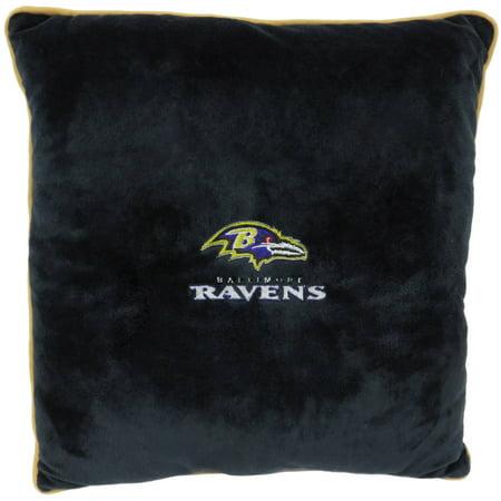 Pets First NFL Baltimore Ravens Pet Pillow