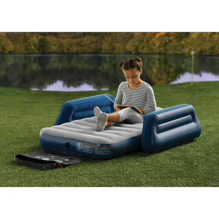 Ozark Trail Kids Camping Airbed w/ Travel Bag (The Best Air Mattress For Camping)