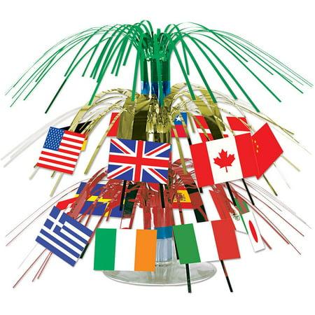 International Flag 7 1/2