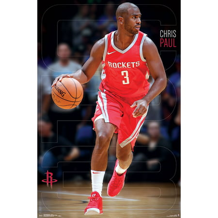 132c52c8553 Houston Rockets - Chris Paul - Walmart.com