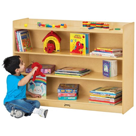 Jonti-Craft Mobile Bookcase with Lip–Walmart-Cash Back