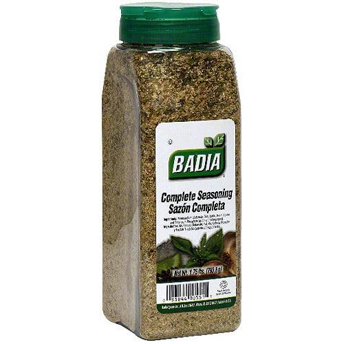 Badia Complete Seasoning, 28 oz (Pack of 6)