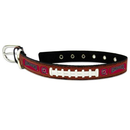 South Carolina Gamecocks Classic Leather Medium Football Collar