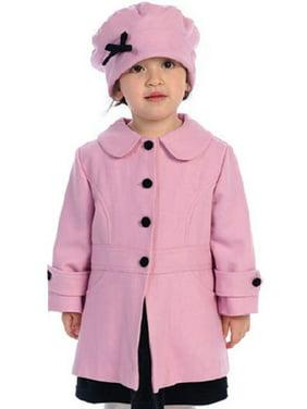 4bbef6860 Toddler Girls Coats   Jackets - Walmart.com