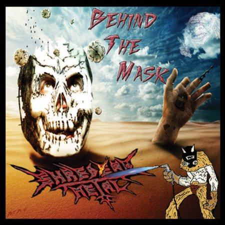 Halloween Themed Metal Music (Behind the Mask (CD))