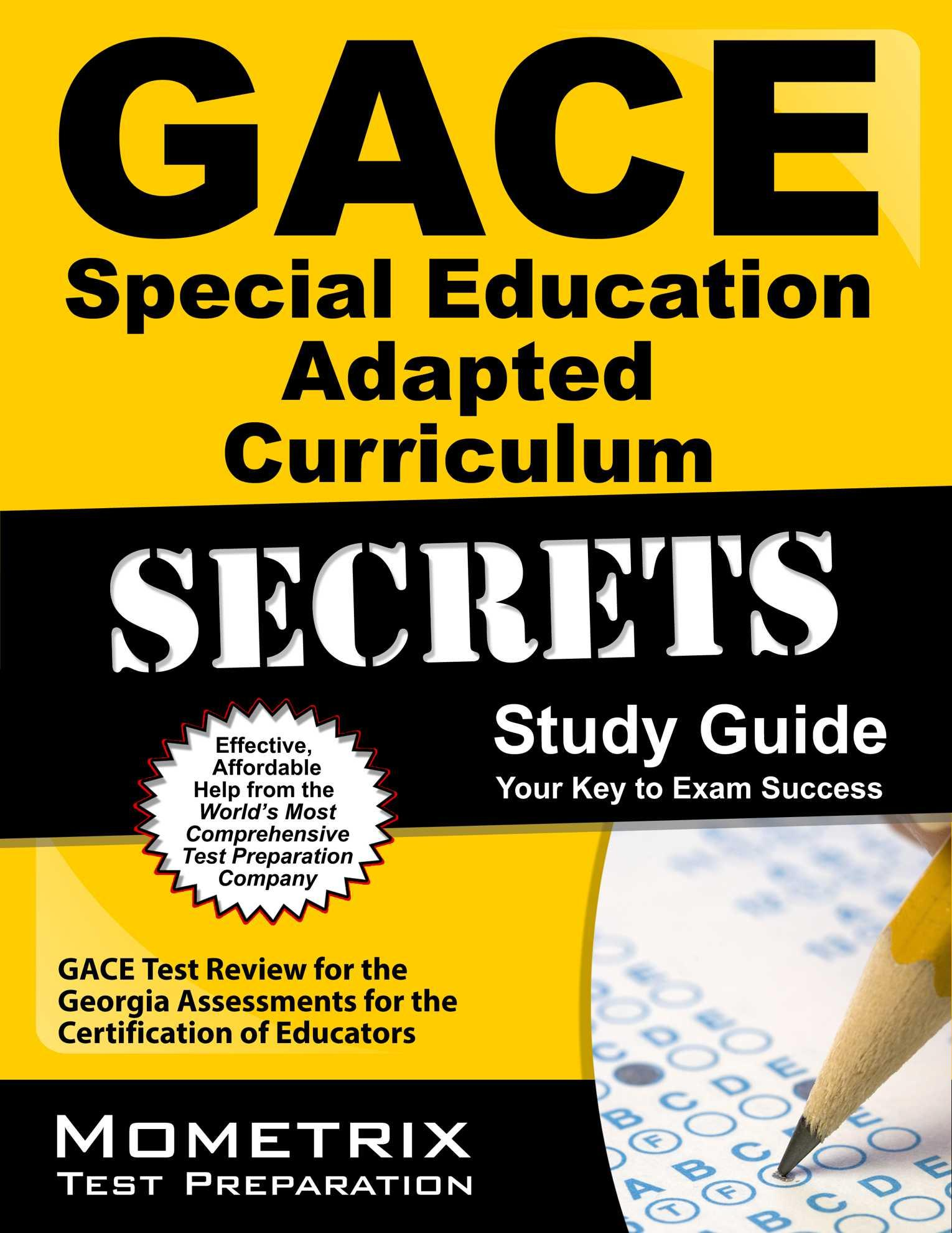 gace special education adapted curriculum secrets study guide gace rh walmart com gace special education study guide book gace special education math and science study guide