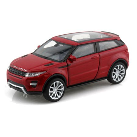 WELLY 1:32 DISPLAY LAND ROVER RANGE ROVER EVOQUE DIECAST - NO RETAIL BOX - Land Rover Factory