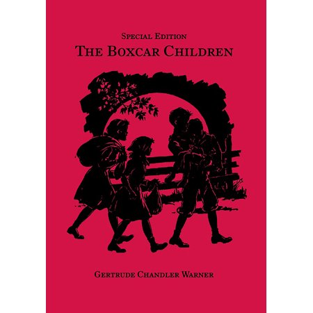 Whittle Boxcar - The Boxcar Children, Special Edition