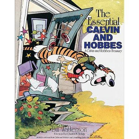 The Essential Calvin and Hobbes : A Calvin and Hobbes Treasury - Halloween Comic Strips Calvin And Hobbes