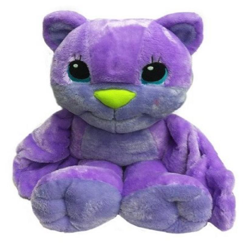 Hug A Lots Fuzzy Bear Plush