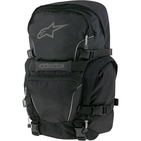 Alpinestars Backpack - ALPINESTARS Casual Force 25 Backpack Block (Solid Black, 12