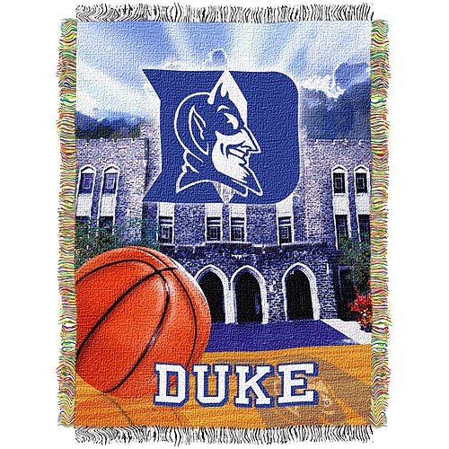"""Northwest Company NCAA Home Field 48"""" x 60"""" Tapestry Throw"""