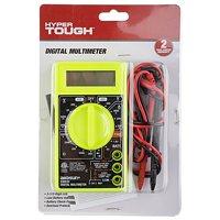 Hyper Tough Digital Multimeter