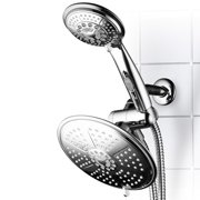 DreamSpa Ultra-Luxury 3-Way Rainfall Shower Head