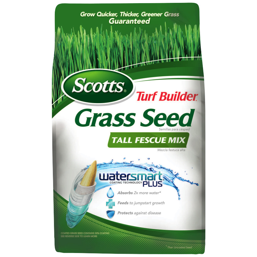Scotts Turf Builder Grass Seed Tall Fescue Mix 7 lbs