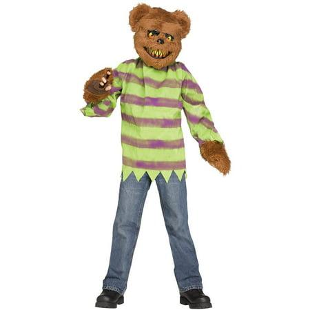 Killer Bear Child Halloween