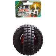 Small Blinky X-Tire Ball-