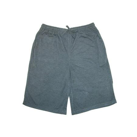 - Men's Knit Men's Sleep Shorts with Pockets