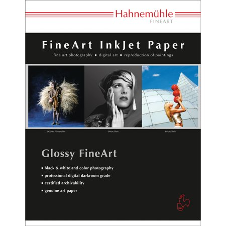 """Hahnemuhle Photo Rag Pearl Paper 13""""x19"""" - 25 sheets 10641452"""