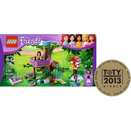 Lego Friends Olivias Tree House Walmartcom